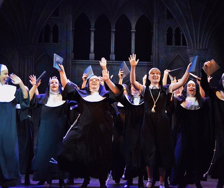 Theatre Review: Sister Act @ Nottingham Playhouse