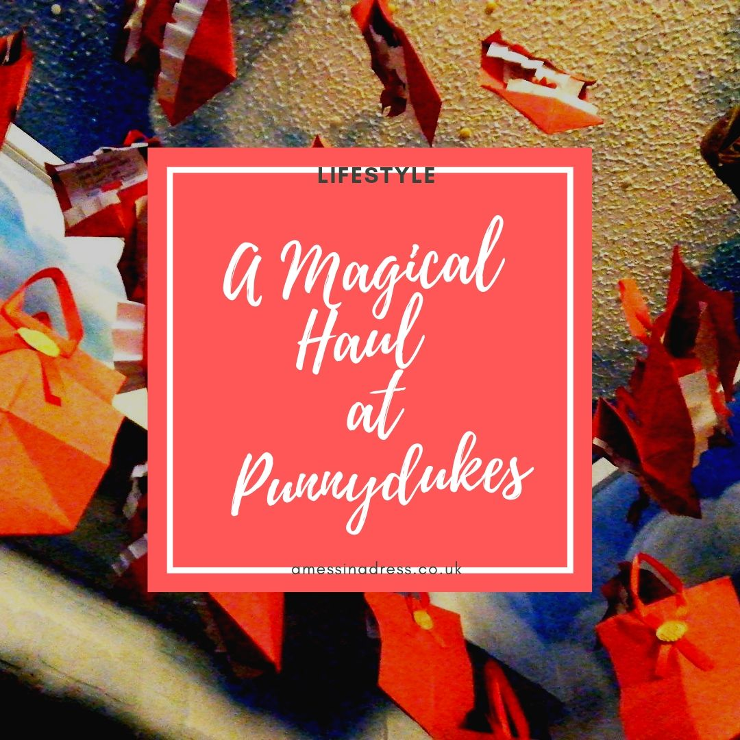 Lifestyle || A Magical Haul at Punnydukes, Matlock