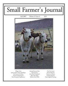 Logo for Small Farmer's Journal