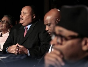 Martin Luther King III, Spike Lee