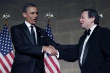 Barack Obama, Thomas Pritzker
