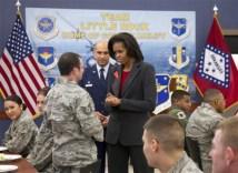 Michelle Obama, Brian Robinson