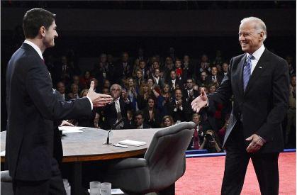 Biden vs Ryan debate14