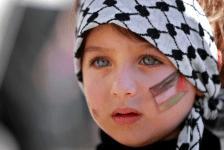 Palestinians celebrate 12