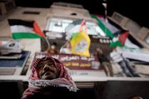 Palestinians celebrate 8