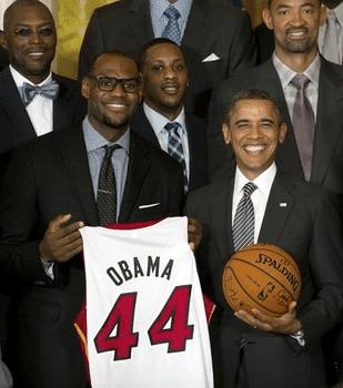 NBA Champion Miami Heat 9