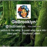 3ChicsPolitico's Prayer Circle for Twitter Pal Go Brooklyn