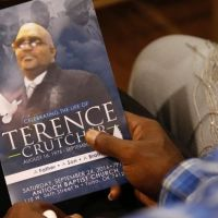 Terence Crutcher Funeral Service
