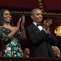 President Obama | 2106 Kennedy Center Honors Reception