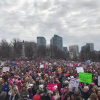 Photos | #WomensMarch across America & The World to Protest Against Donald Trump