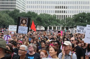 Houston Texas representing! WomensMarch