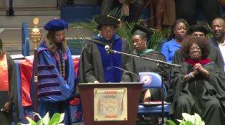 Trayvon Martin awarded posthumous aviation degree from Florida Memorial University