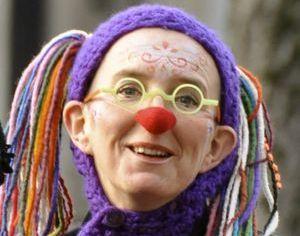 Magali Clown 2