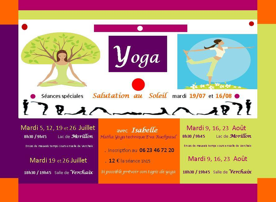 Atelier Yoga Isabelle