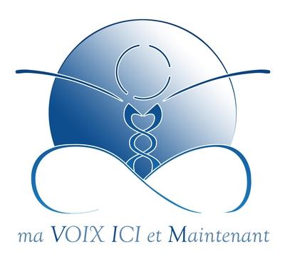 Logo Ma voix ici et maintenant