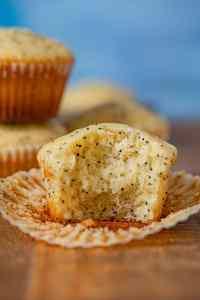 poppy seed muffins recipe