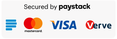 Secure paystack payment on amevng