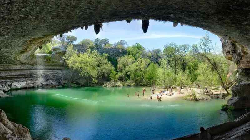 Заповедник Гамильтон в Техасе: как посетить эту удивительную дыру