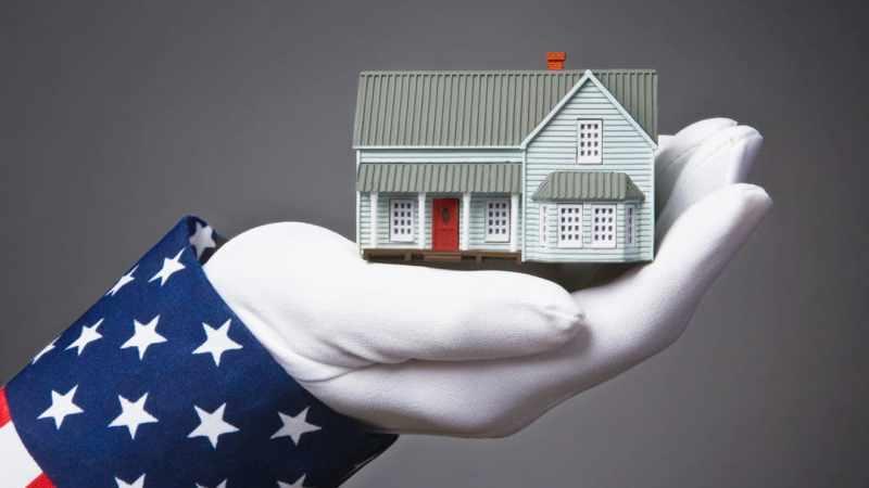 Ипотечные кредиты в США.