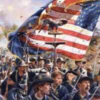 Американская  революция (1775-83). Revolutionary War