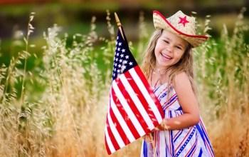 Фото, дети, США