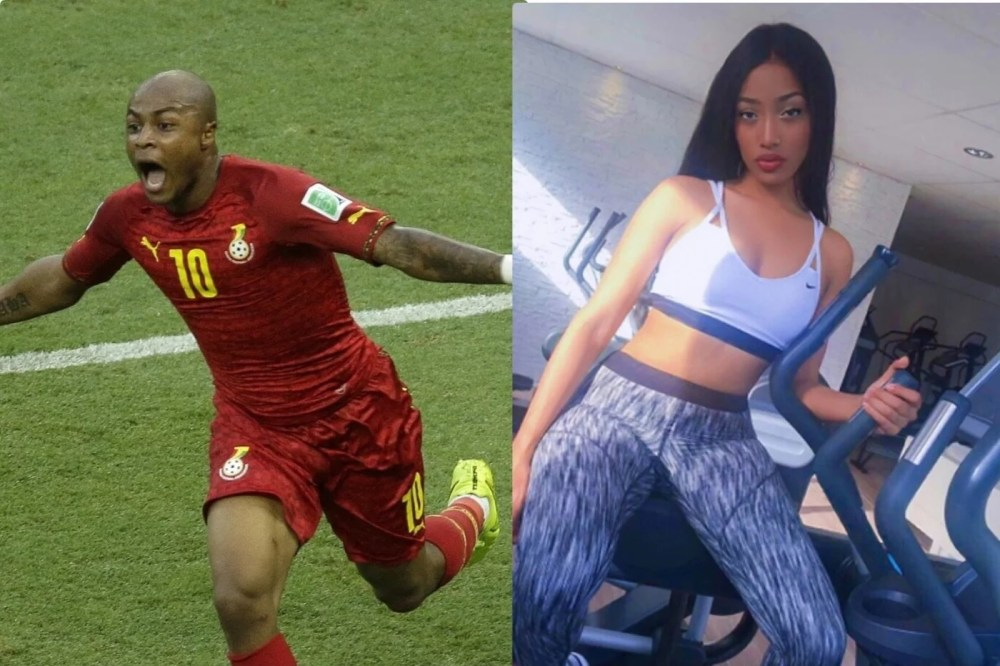Andrew Ayew sex scandal