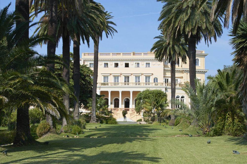 Villa Les Cèdres Photos By Thomas Buckley