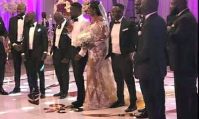 sarkodie wedding