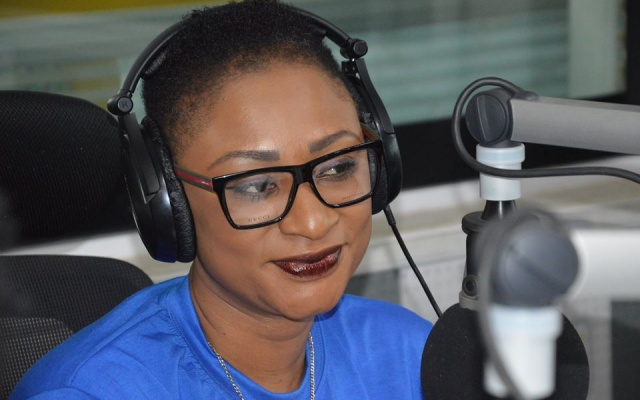 NPP government has failed the movie industry – Actress Ellen Kyei White