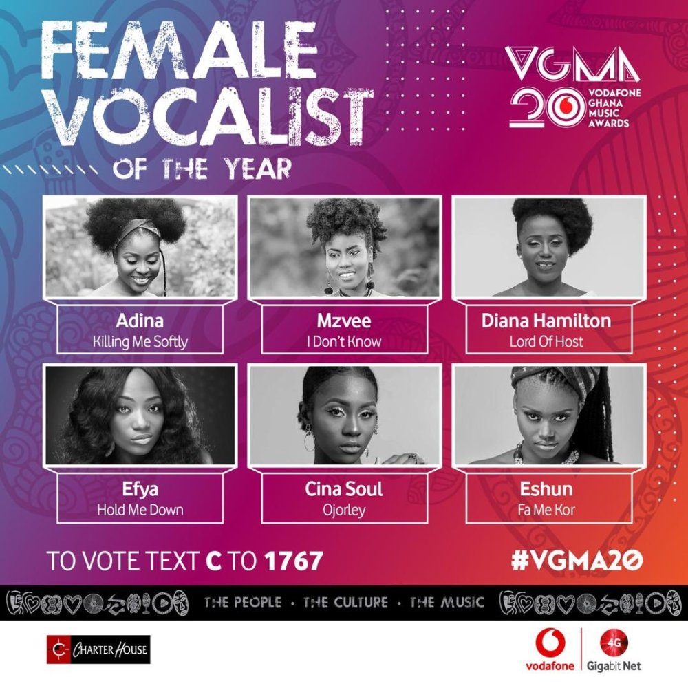 #VGMA20: Charter House unveils 2019 nominee