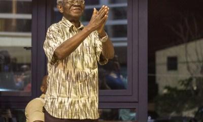 Ghanaian composer Prof. J.H Nketia dead.