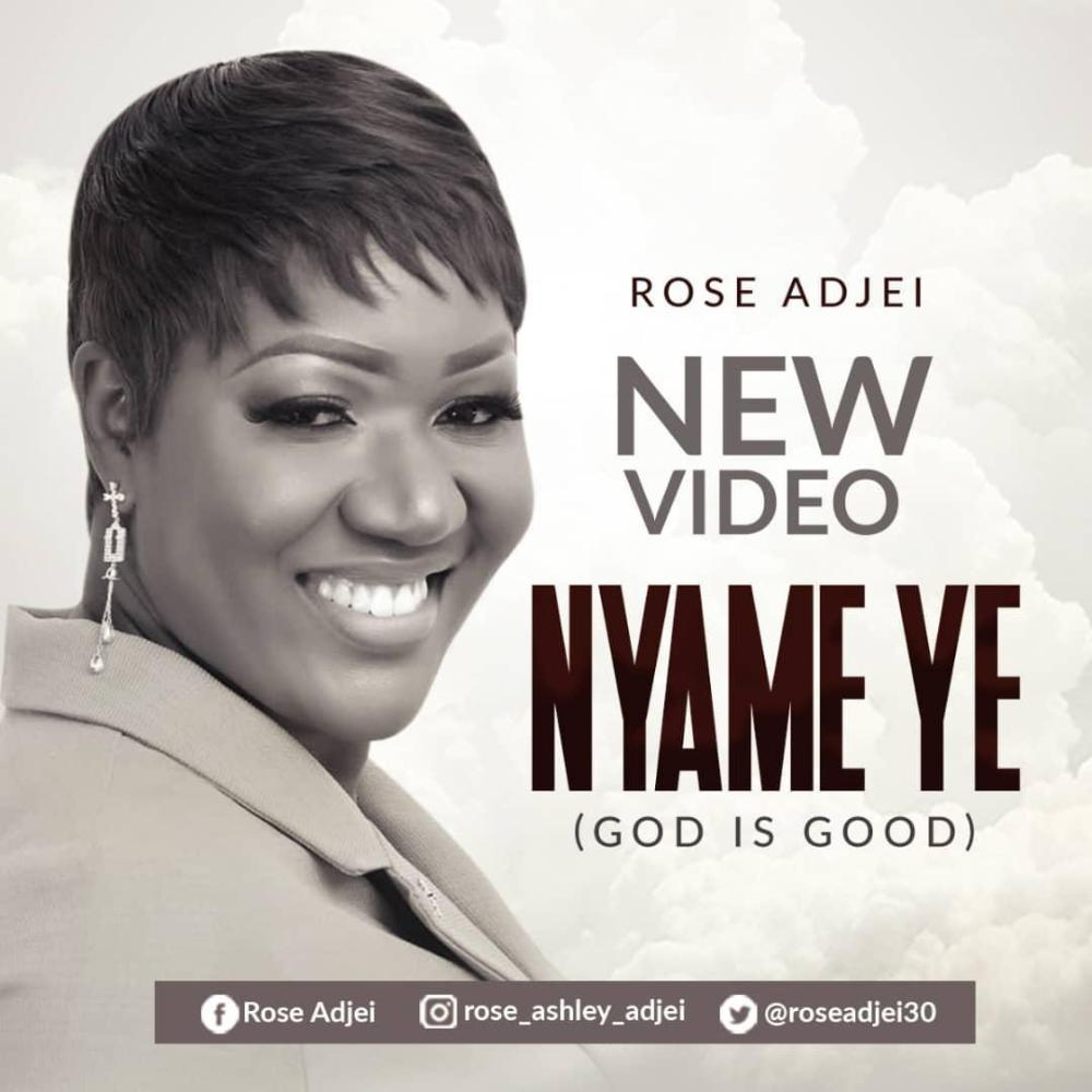 Music Video: Rose Adjei – Nyame Ye