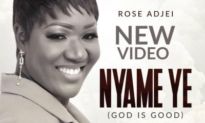Music Video: Rose Adjei – Nyame Ye