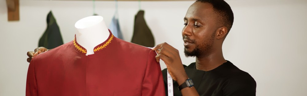 This Ashesi graduate is building a high-growth fashion business, stitch by stitch!!!