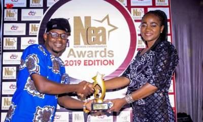 JEMDA Wins Gospel Artist Of The Year at 2019 Northern Entertainment Awards