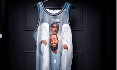 UK company, Copyrunners slammed for using Ghanaian artist's tribute to Nipsey Hussle to make money
