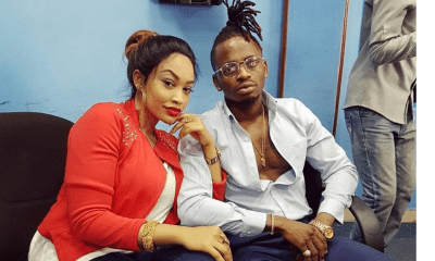 'May our kids die if I ever cheated on you' - Diamond Platnumz's babymama jabs him over cheating rumours.