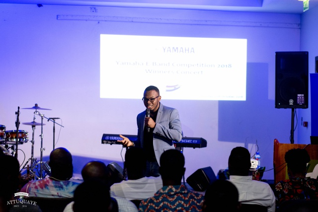 Opoku Sanaa to speak at the 10th Future Music Camp 2019 in Mannheim, Germany