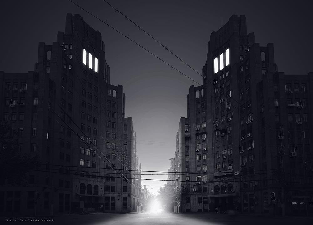 Amey Kandalgaonkar Shanghai Architectural Photography