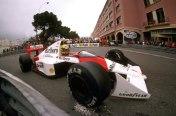 Senna-MP4-4 Monaco
