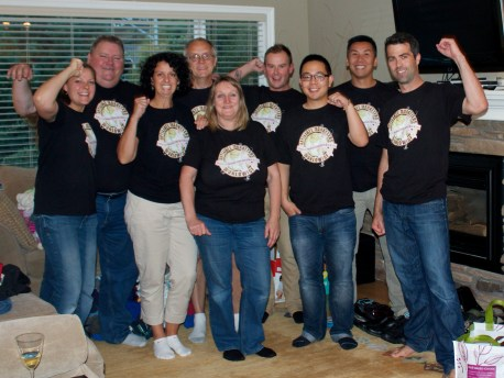 Vancouver Affiliate Marketers Give Back 2012