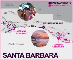 Affiliate Marketers Give Back 2015 Avon Walk for Breast Cancer Santa Barbara