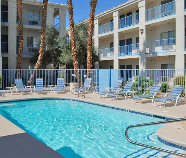 Kensington Suites Pool Towards Community
