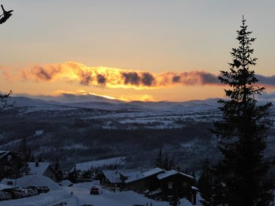 A 3-part winter adventure in snowy Jämtland, Sweden Part 2
