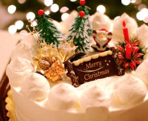 クリスマスケーキおすすめ人気ランキング2016!予約お取り寄せは可能?