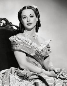 Hedy Lamarr ヘディ・ラマーって誰