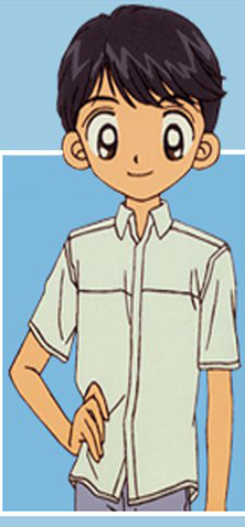 Travis From Hamtaro