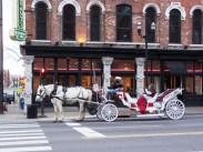 Egy csepp Tennessee - lovaskocsi, szalmakalap, dagadt utas