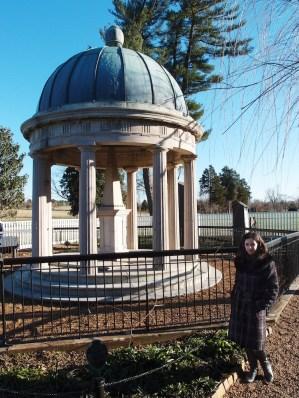 Andrew Jackson és felesége sírja