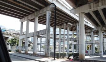 Miami környékén van néhány autópálya